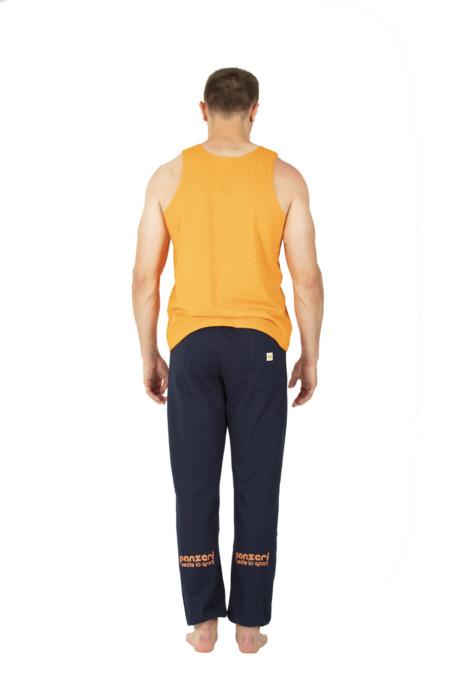 UNI H marine/orange fluo